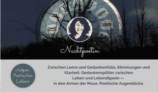 poetisches leben blog, silberstunden poesie blog, nachtpoetin, texte schreiben, lyrik, in den armen der muse, poetische augenblicke, stimmungen, gedankenleere, lebendigkeit, bild, foto